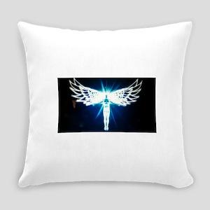 Light Worker Everyday Pillow
