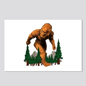 MOUNTAIN STROLL Postcards (Package of 8)