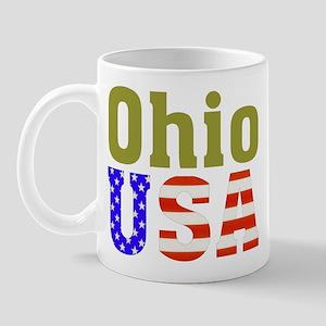 Ohio USA Mug