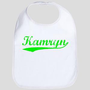 Vintage Kamryn (Green) Bib