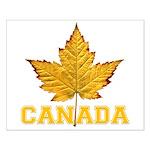 Canada Souvenir Varsity Small Poster