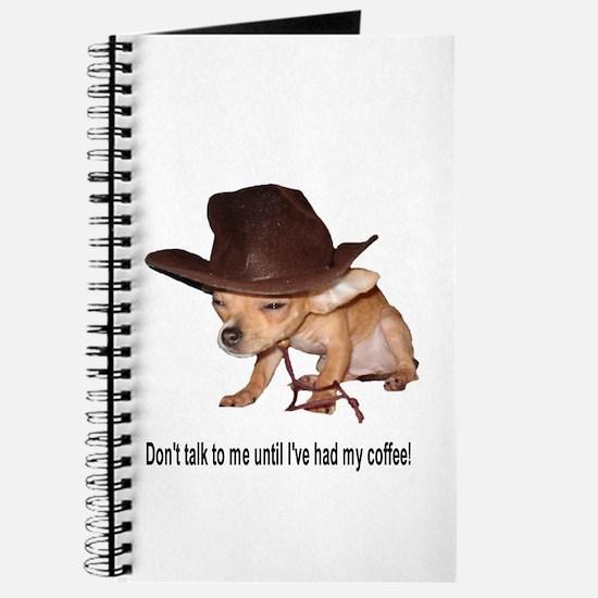 Cute Chihuahua Journal