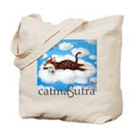 Catmasutra's Cloud 9 Tote Bag