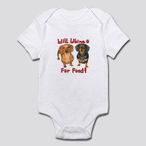 Will Whine Infant Bodysuit