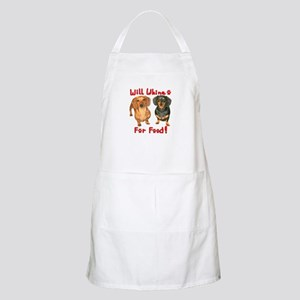 Will Whine BBQ Apron
