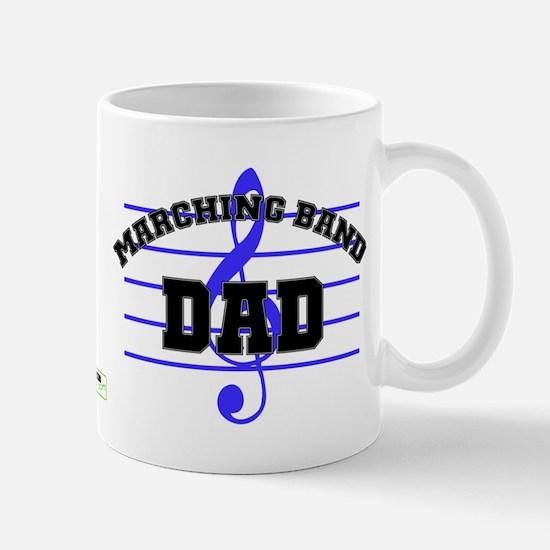 Marching Band Dad Mug