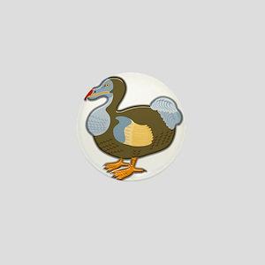 Dodo Bird Mini Button