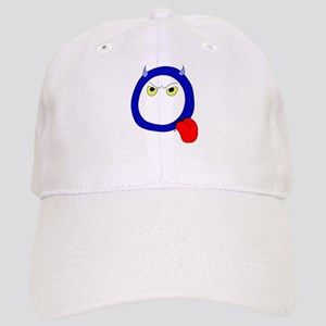 Monster Letter Q Cap