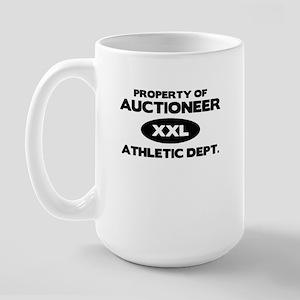 Auctioneer Large Mug