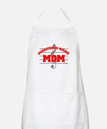 Marching Band Mom BBQ Apron