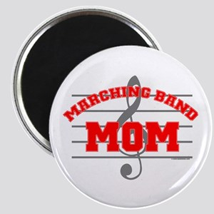 Marching Band Mom Magnet