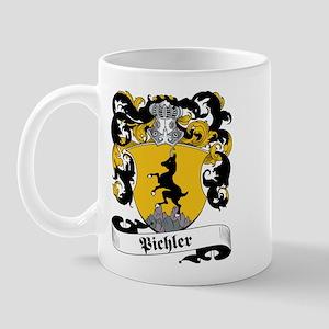 Pichler Family Crest Mug