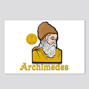 Archimedes Postcards (Package of 8)