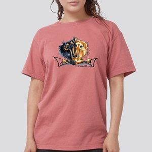 Longhair Dachshund Lover T-Shirt