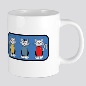 ST: Meow Trek5 Mugs
