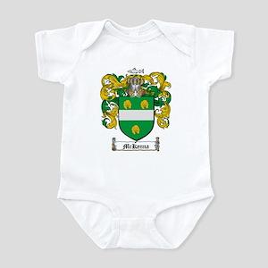McKenna Family Crest Infant Bodysuit