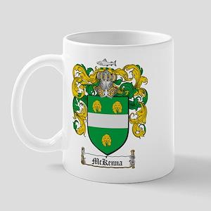 McKenna Family Crest Mug