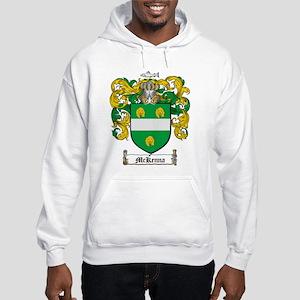 McKenna Family Crest Hooded Sweatshirt