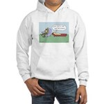 Dog In Therapy Hooded Sweatshirt