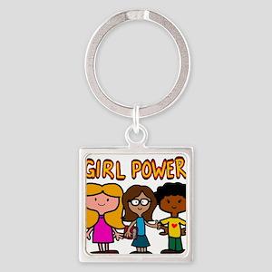 girl power Keychains