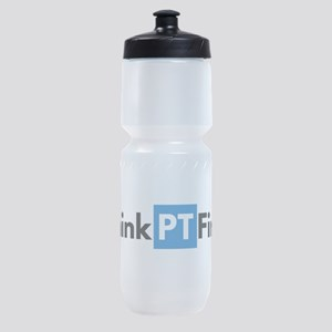 #ThinkPTFirst Sports Bottle