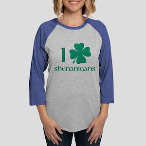 I Shamrock Shenanigans Long Sleeve T-Shirt