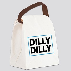 Dilly Dilly Canvas Lunch Bag