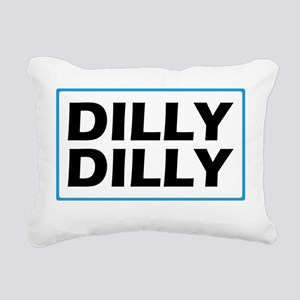 Dilly Dilly Rectangular Canvas Pillow