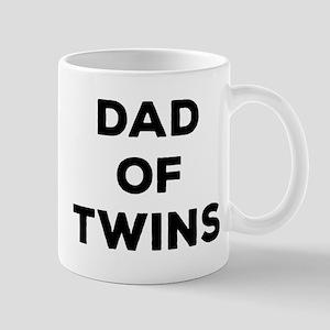 Dad of Twins Mugs