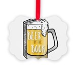 Beer by the Book - logo Ornament