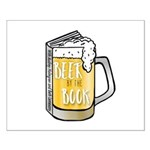 Beer by the Book - logo Posters