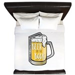 Beer by the Book - logo King Duvet