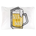 Beer by the Book - logo Pillow Case