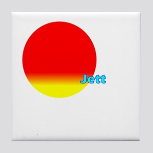 Jett Tile Coaster