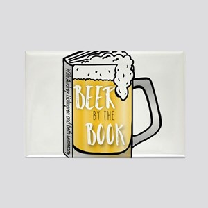 Beer by the Book - logo Magnets