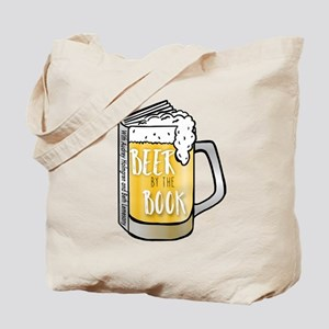 Beer by the Book - logo Tote Bag