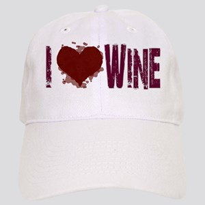 I Love Wine Cap