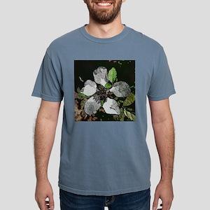 Blackberry Engraving Xii Mens Comfort Colors Shirt