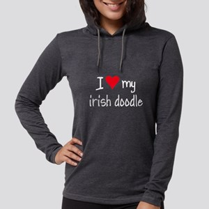 I LOVE MY Irish Doodle Long Sleeve T-Shirt