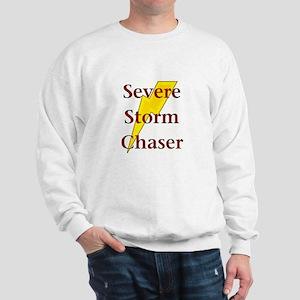 Severe Storm Chaser Sweatshirt