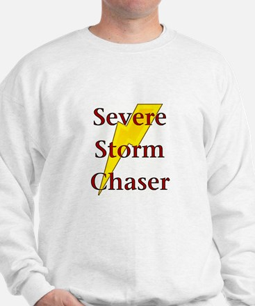 Severe Storm Chaser Sweater