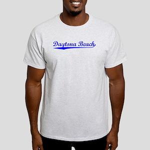 Vintage Daytona Be.. (Blue) Light T-Shirt