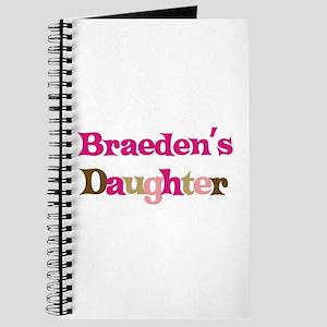 Braeden's Daughter Journal