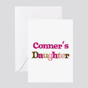 Conner's Daughter Greeting Card