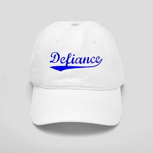 Vintage Defiance (Blue) Cap