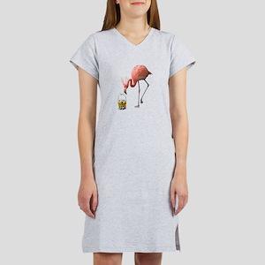 Women's - Easter Flamingo T-Shirt