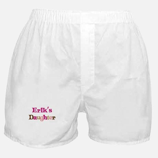 Erik's Daughter Boxer Shorts