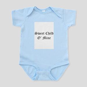 Sweet Child O' Mine Infant Creeper