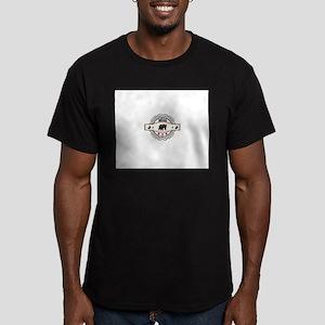 three star bear design T-Shirt