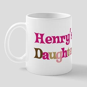 Henry's Daughter Mug